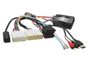 Adaptér pro ovládání na volantu Nissan Qashqai II. (14->)