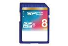 SDHC 8GB paměťová karta