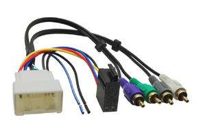 Adaptér pro aktivní audio systém Toyota (99->)