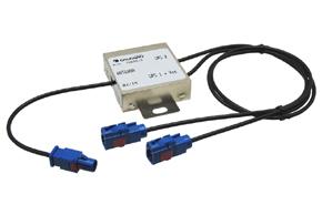 Aktivní rozbočovač GPS signálu