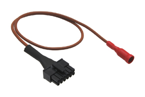 Adaptér pro ovládání na volantu pro JVC (10->)