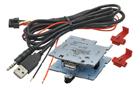 USB+JACK konektor Jeep Renegade