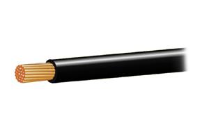 Autokabel  0,5mm2 černý