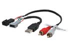 Adaptér pro USB konektor SsangYong Tivoli (15->)