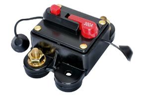 Elektronický jistič 300A