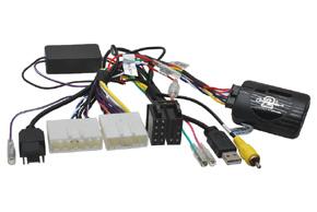 Adaptér pro ovládání na volantu Nissan Navara
