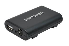 GATEWAY 300 iPOD/USB/AUX vstup Audi / Seat