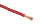 Napájecí kabel - rudý 5mm2