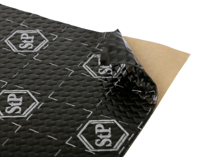 STP Black Silver antivibrační a tlumící materiál