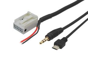 AUX a micro USB adaptér BMW