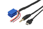 AUX a micro USB adaptér OEM Blaupunkt