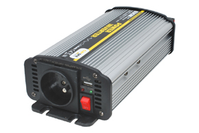 ASP-600 měnič napětí  12V / 220V / 600W