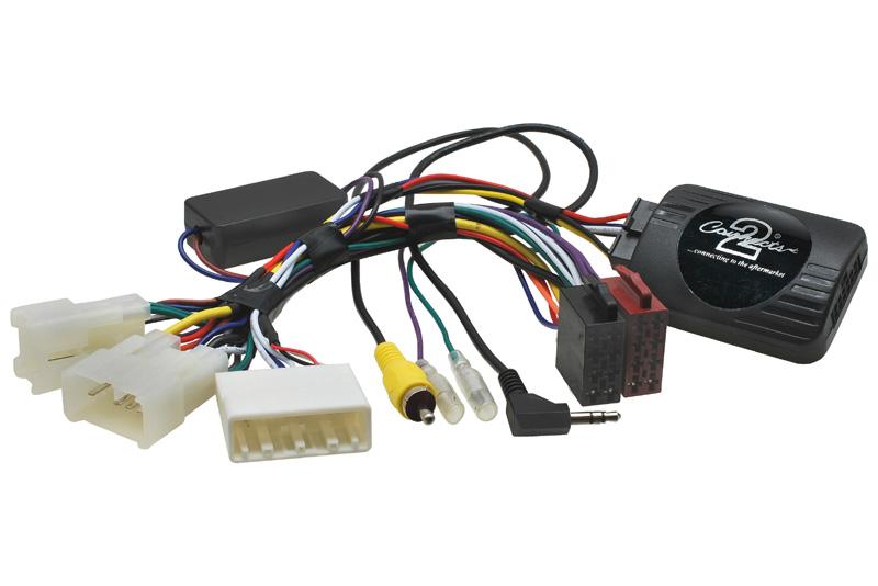 Adaptér pro ovládání na volantu Subaru Impreza (17->)