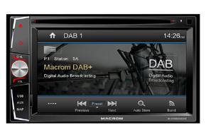 MACROM M-DVD6000DAB