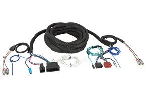 Adaptér pro aktivní audio systém Mercedes