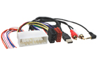 ISO / USB / AUX adaptér pro autorádia Hyundai / Kia