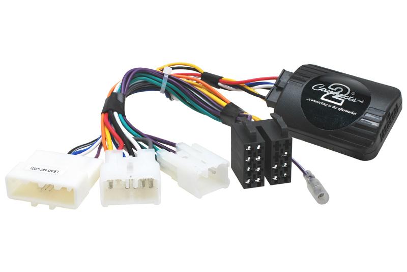 Adaptér pro ovládání na volantu Subaru Legacy / Outback (15->)