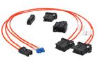 Sada optických kabelů