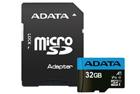 Paměťová karta ADATA 32GB  + adaptér SD