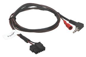 Propojovací kabel pro autorádia JVC