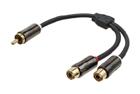 HQ signálová kabelová redukce