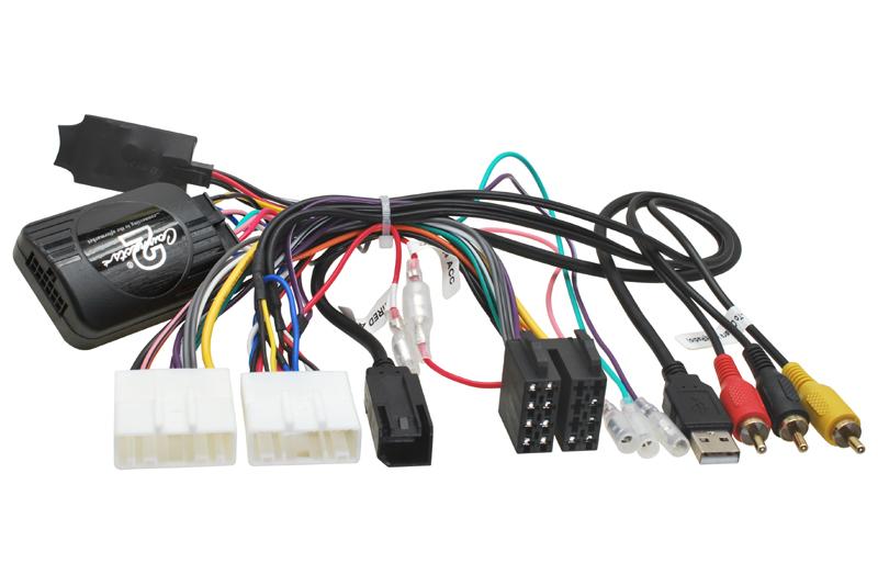 Adaptér pro ovládání na volantu Nissan Micra (17->)