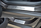 Ochrana vnitřních prahů Hyundai Tucson