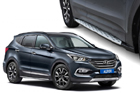 Boční stupačky Hyundai Santa Fe