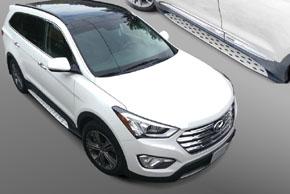 Boční stupačky Hyundai Grand Santa Fe