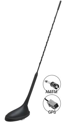 AM/FM+GPS střešní anténa PSA
