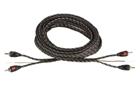 TYRO TY-501 signálový kabel 2x RCA 500cm