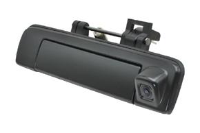 CCD parkovací kamera Isuzu D-Max (12->)