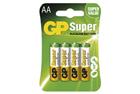 GP Super LR6 (AA) baterie 1,5V