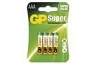 GP Super LR03 (AAA) baterie 1,5V