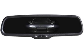 AD-10D vnitřní ztmívací zpětné zrcátko BMW / Peugeot