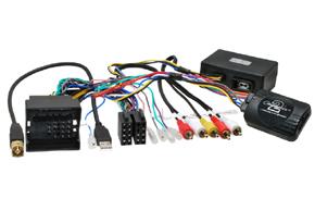 Adaptér pro ovládání na volantu Porsche