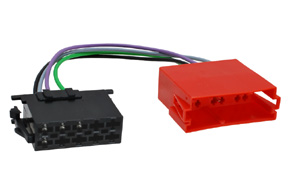 ISO adaptér pro autorádia
