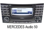 Mercedes autorádio Audio 50